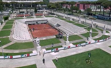 Lịch thi đấu và kết quả tennis mới nhất của giải Rome Open 2021