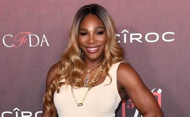 """Vì sao tạp chí Forbes xếp Serena Williams """"chung mâm"""" với Rihanna, Beyoncé?"""