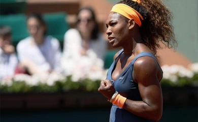 Sao tennis Serena Williams đấu ở WWE?