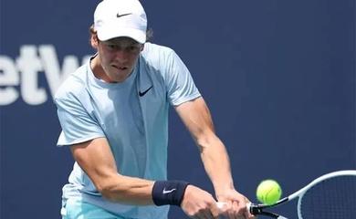 """Á quân Miami Open 2021, Jannik Sinner: Tennis thêm """"người ngoài hành tinh""""?"""