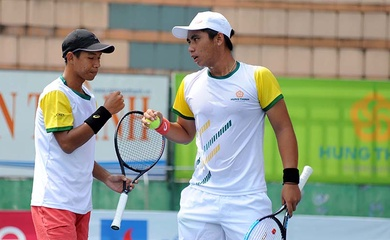 Kết quả giải quần vợt Vô địch Thanh thiếu niên toàn quốc: Hưng Thịnh thắng Hải Đăng 2-0!