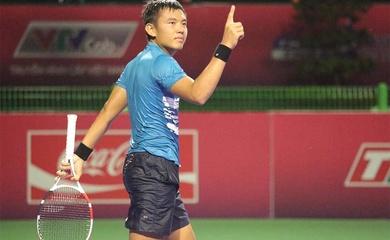 """Quần vợt Việt lại về """"mo"""" sau kỳ tích vô địch Wimbledon trẻ của Lý Hoàng Nam"""