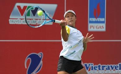 Sơ đồ kết quả bốc thăm và Lịch thi đấu tennis ngày 25/01 Giải VTF Masters 500-1- Hai Dang Cup 2021