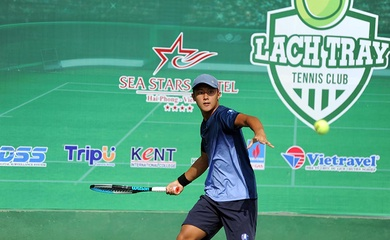 Giải quần vợt VTF Masters 500 – 2 – Lach Tray Cup 2020: Từ Lê Khánh Duy xuất sắc loại Hoàng Thành Trung