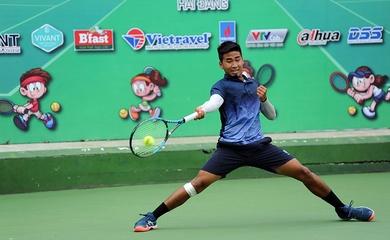 Cả hai đại diện chủ nhà đều thắng trong ngày khép lại Giải quần vợt VTF Junior Tour 3 - Cúp Hải Đăng