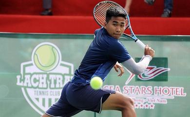 Giải quần vợt VTF Masters 500 – 2 – Lach Tray Cup 2020: Phần thưởng cho Vũ Hà Minh Đức là Lý Hoàng Nam!