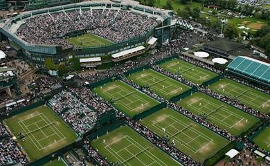 Kết quả tennis và lịch thi đấu Wimbledon mới nhất