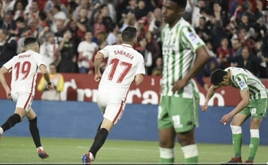 Video: Highlight Sevilla vs Betis