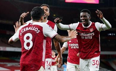 Video Highlights Arsenal vs West Ham, Ngoại hạng Anh 2020 đêm qua