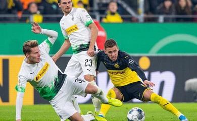 Link xem trực tiếp Dortmund vs Gladbach, Bundesliga 2020