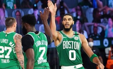 Phá nước cờ đặc biệt của Miami Heat, Boston Celtics thống trị Game 3