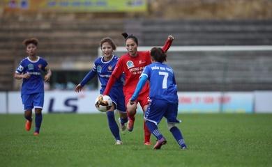 Vòng 1 giải Nữ VĐQG 2020: Tuyết Dung ghi bàn, vẫn nhận kết đắng