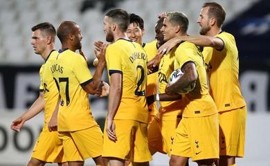 Video Highlights Lokomotiv Plovdiv vs Tottenham, bóng đá C2 đêm qua