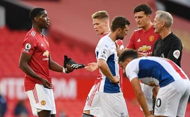 Video Highlights MU vs Crystal Palace, Ngoại hạng Anh 2020 đêm qua