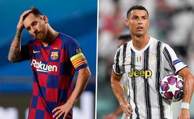 Đội hình xuất sắc nhất Champions League không có Ronaldo và Messi
