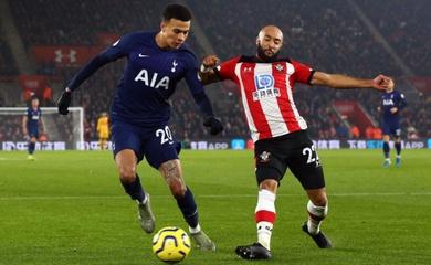 Link xem trực tiếp Southampton vs Tottenham, Ngoại hạng Anh 2020
