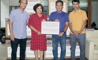 25.000 khẩu trang đến với tâm dịch Đà Nẵng – Quảng Nam