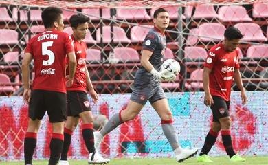 Video: Đặng Văn Lâm cứu thua ấn tượng ở phút cuối tại Thai.League