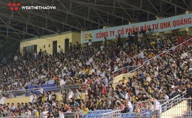Quảng Nam đón 4.000 khán giả, SHB Đà Nẵng vẫn chờ