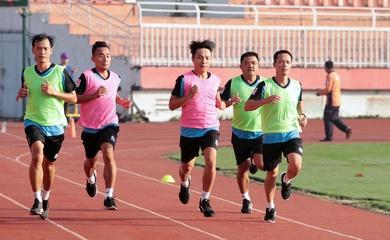 Trọng tài Đà Nẵng tập huấn đợt 2, sẵn sàng làm V.League