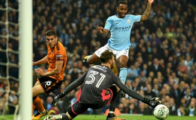 Lịch trực tiếp Bóng đá TV hôm nay 21/9: Wolves vs Man City