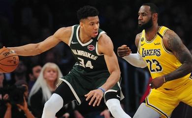 Vượt mặt LeBron James, thẻ tân binh của Antetokounmpo lập kỷ lục mới