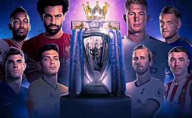 Bảng xếp hạng bóng đá Ngoại hạng Anh 2020/2021 hôm nay mới nhất