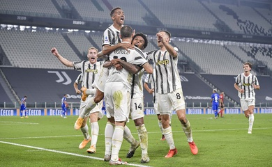 Đội hình cầu thủ Juventus 2020/2021: Số áo chi tiết