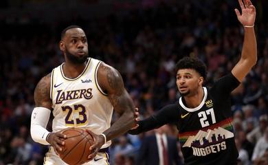 Nhận định NBA: Denver Nuggets vs Los Angeles Lakers (ngày 19/09, 8h00)
