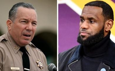 Cảnh sát trưởng Los Angeles kêu gọi LeBron James quyên góp tiền thưởng