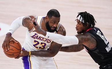 Nhận định NBA: Los Angeles Lakers vs Houston Rockets (ngày 11/09, 6h00)