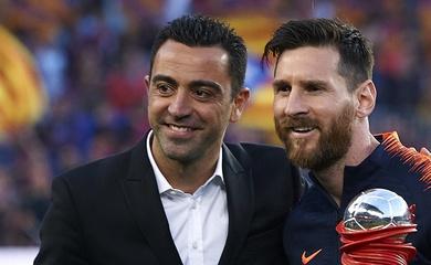 Lời hứa về Messi và Xavi gây phấn khích cho người hâm mộ Barca