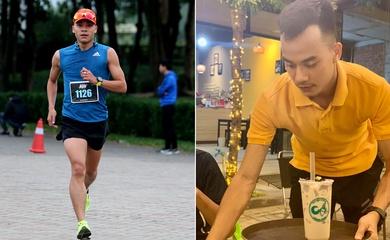 """""""Hot boy đi bộ"""" Nguyễn Thành Ngưng mở quán ăn vặt, chờ giải kiếm suất dự Olympic"""