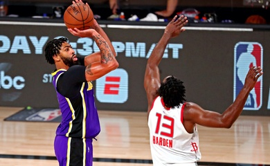 Nhận định NBA: Houston Rockets vs Los Angeles Lakers (ngày 13/09, 07h00)