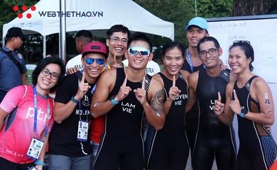 """Liên đoàn Triathlon Việt Nam có thể """"bao thầu trọn gói"""" môn này ở SEA Games 31"""