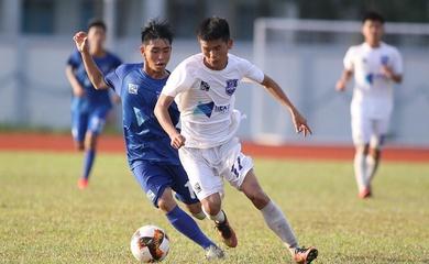 Kết quả U17 Đồng Tháp vs U17 HAGL, video U17 Quốc gia 2020 hôm nay
