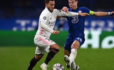 Hazard bị chỉ trích với hành động phản cảm trước CLB cũ Chelsea