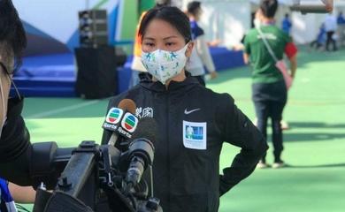 Giải marathon kết thúc họp báo đột ngột vì BTC bị phóng viên hỏi khó