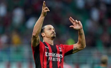 Ibrahimovic và những cầu thủ ghi bàn già nhất Serie A