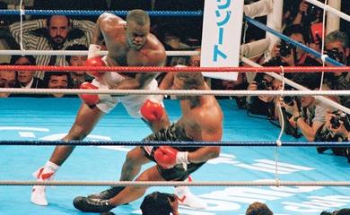 Tâm hồn tan vỡ của kẻ vô danh và cú móc trái kết thúc con quái vật Mike Tyson