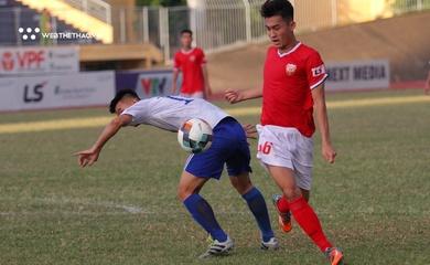 Tuyển thủ U22 Việt Nam giúp Hồng Lĩnh Hà Tĩnh thăng hạng V.League