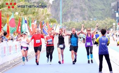 Khoảnh khắc ấn tượng Halong Bay International Heritage Marathon 2019