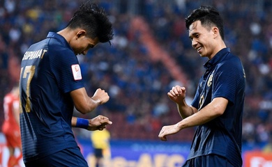 """Đối thủ của Công Phượng có """"quà"""" ngay khi chia tay U23 Thái Lan"""