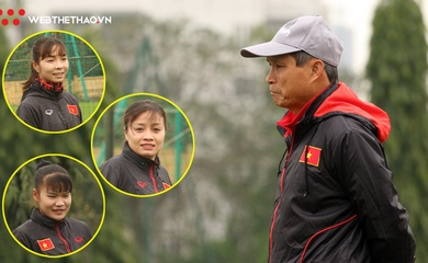 """Vắng Chương Thị Kiều, ĐT nữ Việt Nam sẽ chơi với """"sơ đồ ruột"""" của thầy Park?"""