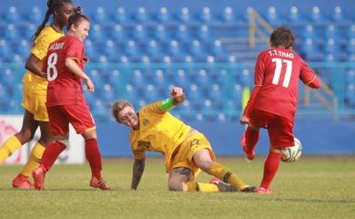 Nữ Việt Nam vs Australia chốt lịch và địa điểm thi đấu play-off Olympic 2020