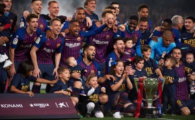 Barca vô địch La Liga và Cúp C1 bao nhiêu lần?