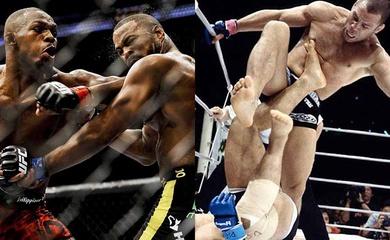 Sự khác biệt của những bộ luật MMA trên thế giới (Phần 1): Soccer-kick