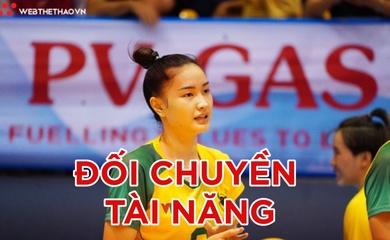 Những đối chuyền xinh đẹp và tài năng của làng bóng chuyền Việt Nam cạnh tranh suất đi SEA Games 31