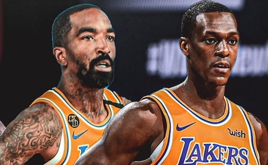 JR Smith, Rondo vượt Kobe, Jordan sau trận thắng Nuggets