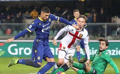 Nhận định Genoa vs Verona, 01h45 ngày 03/08, VĐQG Italia